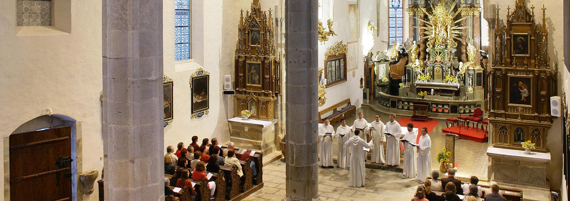 Kostel Nanebevzetí Panny Marie Kájov